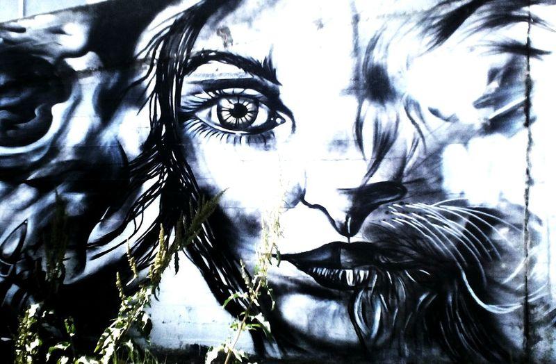 Art Street, Ariadne's thread photography©