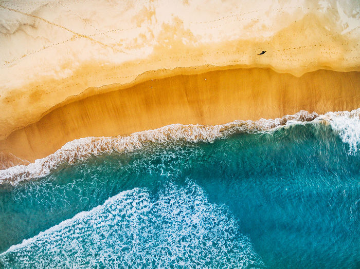 Bondi from above Aerial Photography Australia Beach Beauty In Nature Blue Bondi Bondowoso Day Drone  Elevated View Natural Pattern Nature Remote Rippled Tranquil Scene Tranquility Travlr Water On The Way 43 Golden Moments Adventure Club Showcase July Market Bestsellers 2017