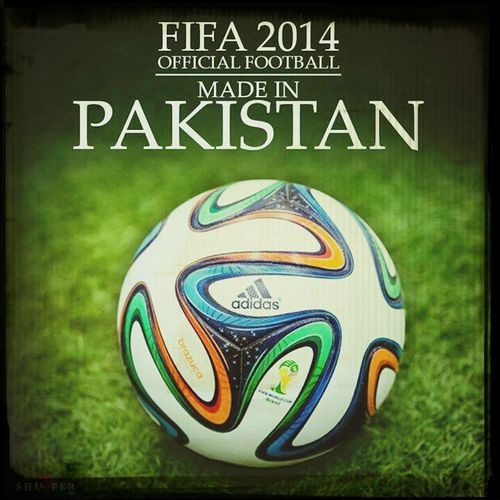 Football Fifa 2014 Pakistan I Wish You All The Very Best Of Luck usa and Ghana. ..