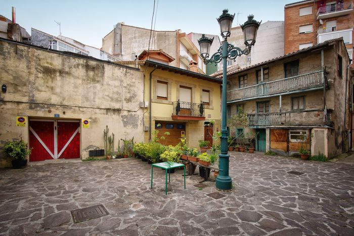Old Buildings Architecture Building Exterior Built Structure No People Outdoors Torrelavega SPAIN Cantabria