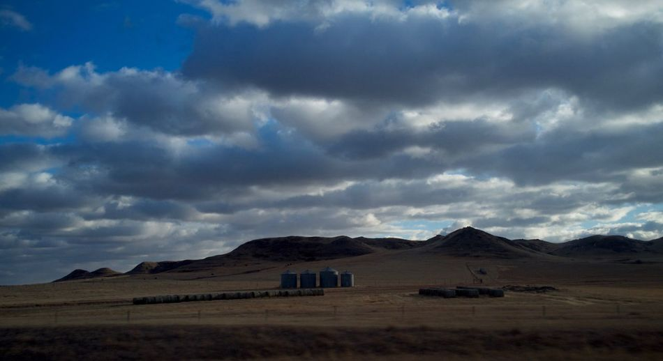 2-7-16 Arid Climate Beauty In Nature Cloud Cloud - Sky Cloudy Dusk Landscape Majestic MidWest Nature No People North Dakota Outdoors Overcast Physical Geography Remote Scenics Sky Sunset Tranquil Scene Tranquility Western North Dakota