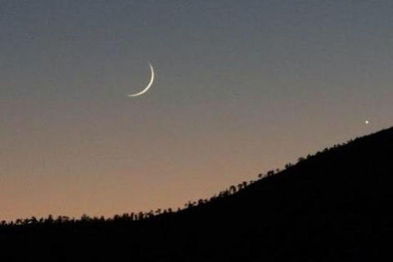 Ramadhan Mubarak For All Muslims رمضان شهر الغفران ♡ . هلال شهر رمضان المبارك