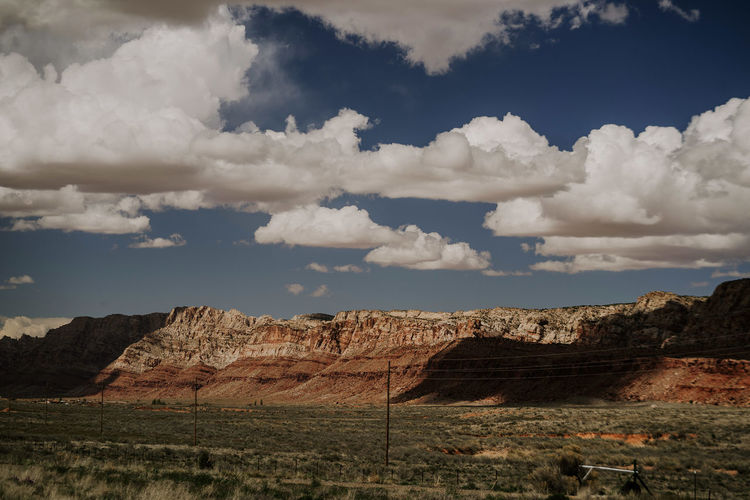 Page Arizona Canyon Canyons Road Trip Roadtrip Sky Clouds Clouds And Sky Polarizing Filter No People Landscape Scenic Landscapes USA Sunny Dream Empty Road Empty National Park Navajo Nation Travel Destinations Travel Red Rock The Great Outdoors - 2019 EyeEm Awards
