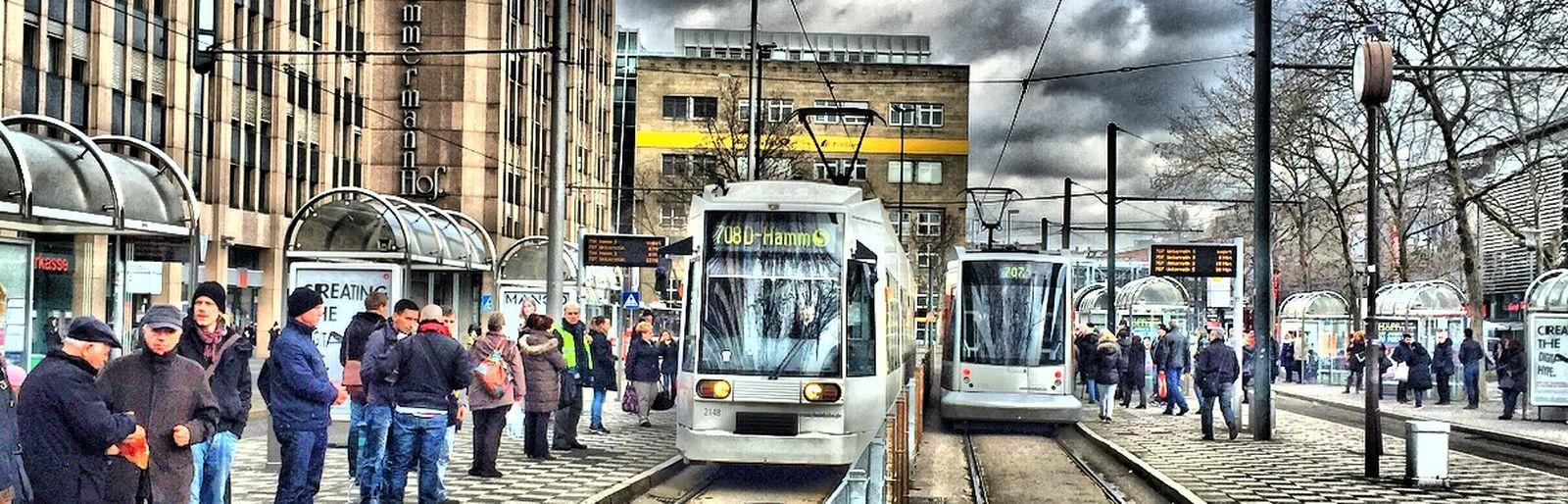 Düsseldorf Hello World Taking Photos Enjoying Life NRW Germany Tram Straßenbahn Hanging Out Ruhrgebiet