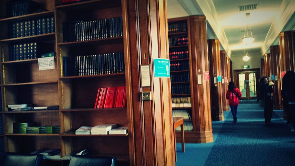 Library Law Books University Of Leicester