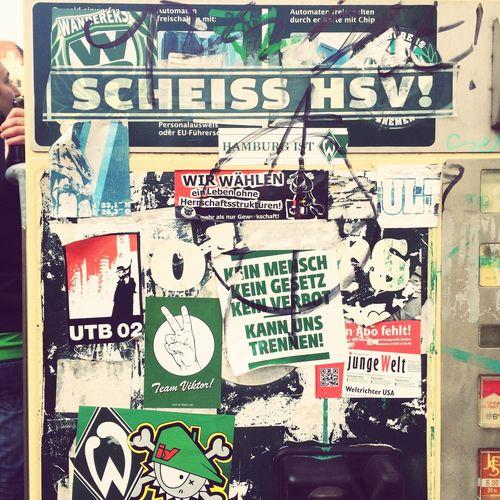 Werder SV Werder Bremen Werder Bremen Football Sticker Stickerart