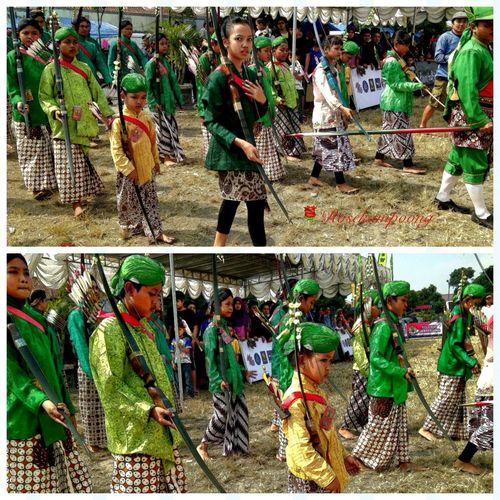 Parade Jemparingan Kraton