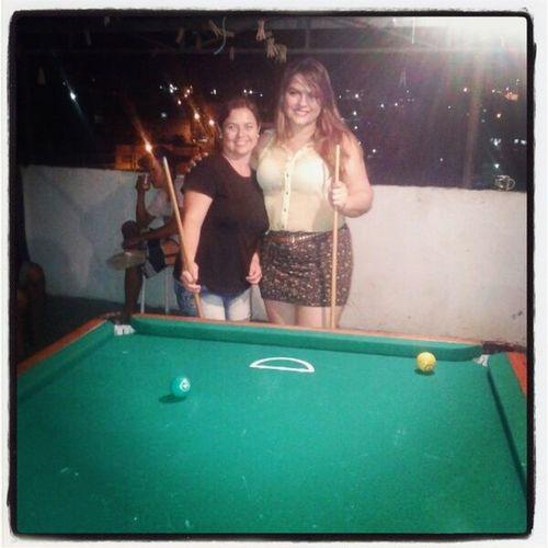 Rainhas da sinuca ❶ Saturday Party Nigth  Bilhar
