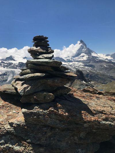 The 2 peaks