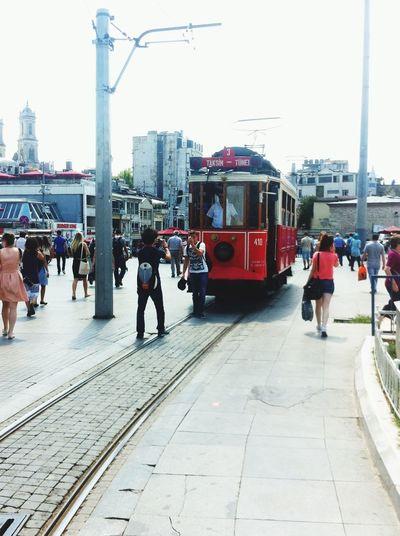Taksim Istiklal Caddesi Istanbul