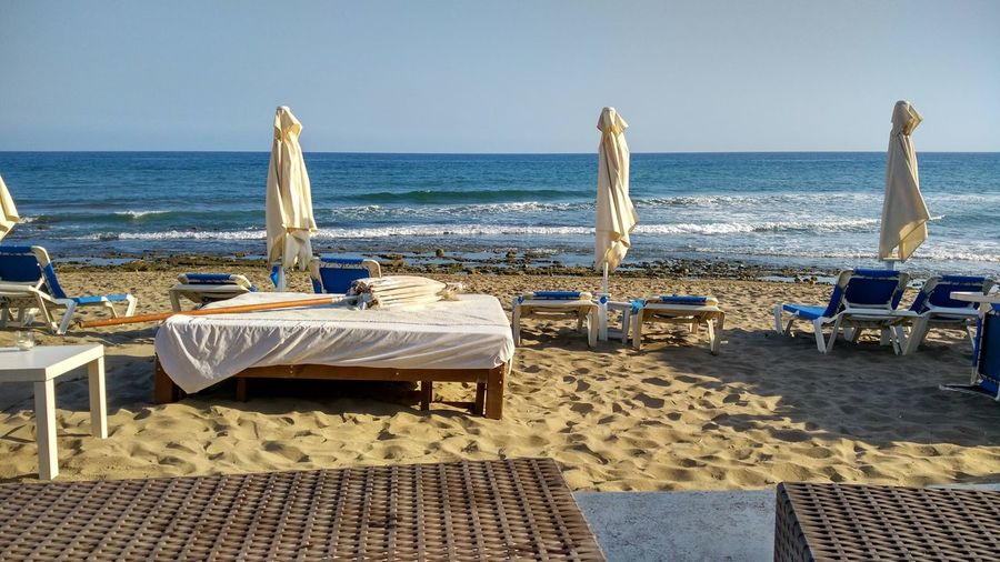 Chillout Paradise Beach Sea Mediterranean Sea Marbella Nature Drinks Friends