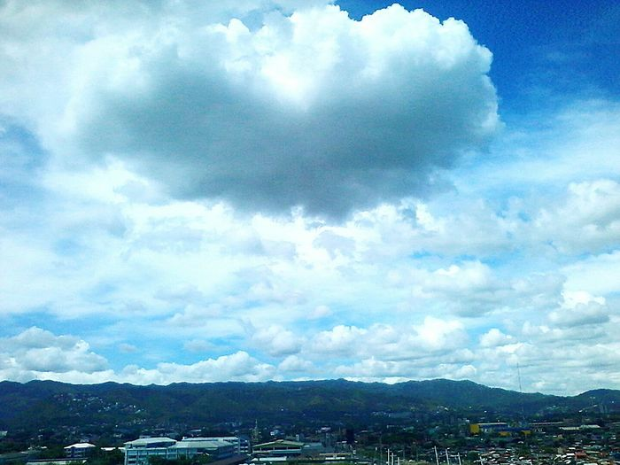 CLOUDS Heartshape♡ Appreciatethebeautyofnature