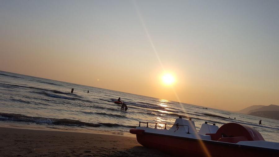 Beach Beachphotography Sunset Love Sunset On The Beach Sky Trip Summer Summertime Summer Views Views