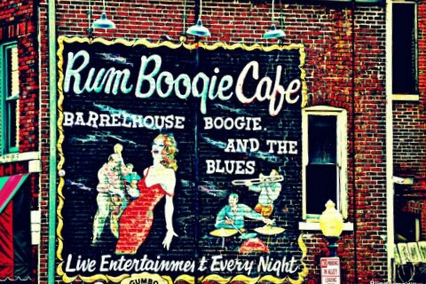 Eat.Drink.Boogie.Repeat. BBQ Thursday Night Blues Jam Memphis Beale Street! Boogie Down Bluesnjazz