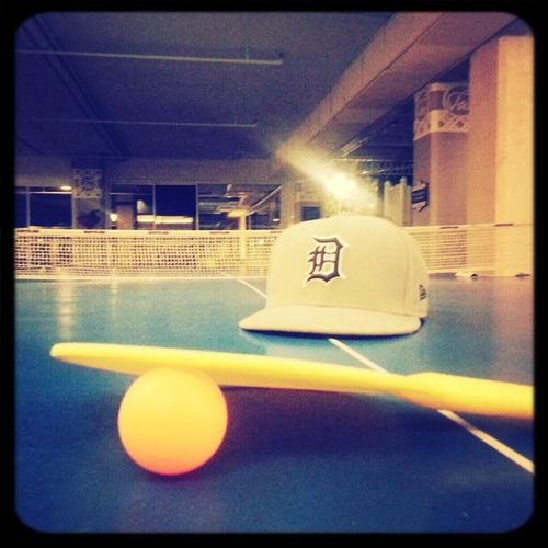 #Vacation Ping Pong Floridaaaaa Team Detroit