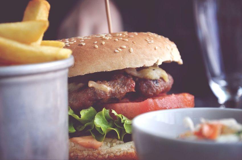 Brasserie Burgers Lunch Foodporn