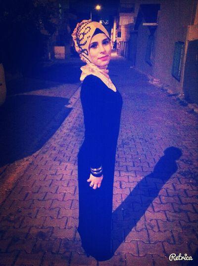 Abimin düğününden dışarıdan bir kare :)