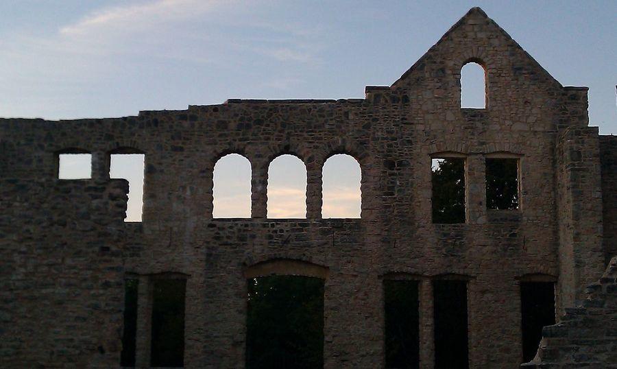 Built Structure Travel Destinations Old Ruin Castle