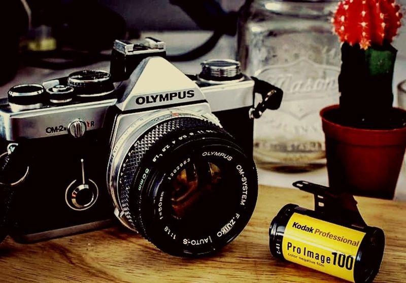 Flimcamera Olympus Om-2n