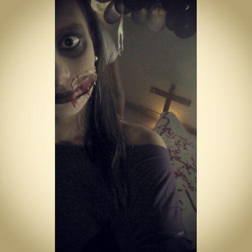 Te espero a noite!!! Kkk Halloween Monstruosidade Terceirão Taacabando vaideixarsaudades