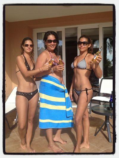 the balashi chill girls...