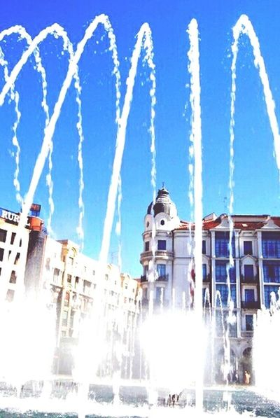 Valladolid Fuente Fuentes Agua Taking Photos Hanging Out Check This Out That's Me Hello World Relaxing Enjoying Life VSCO Cam Photography Photooftheday Picoftheday Pics Nikond5300 Photographer Beautiful Relaxing Hi! Fotografia Saturation