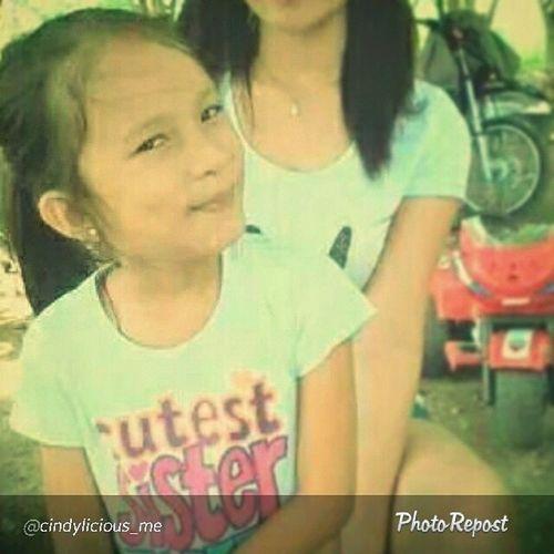 ♥ she's the one... With a simple smile and beautiful eyes. ..♥ Kailan pa kaya tayo maging magkamukha my ChinitaBabe