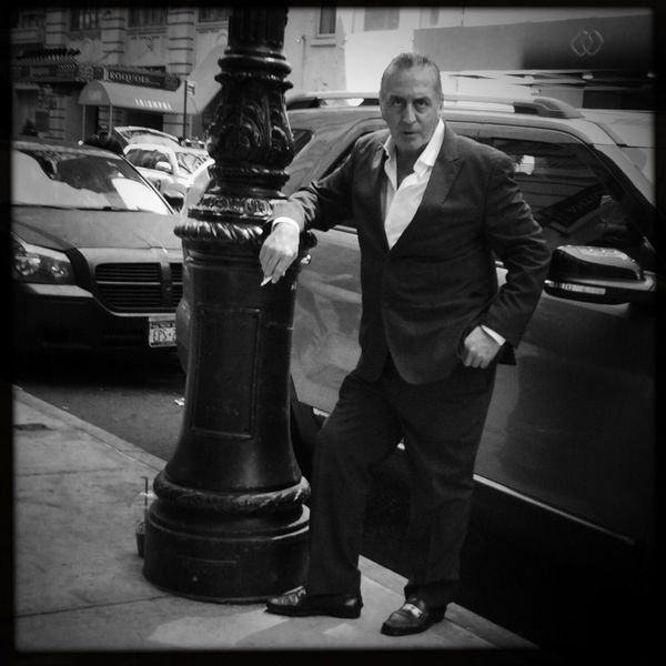 Vittorio Black And White Street Photography NYC Shootermag The Human Condition