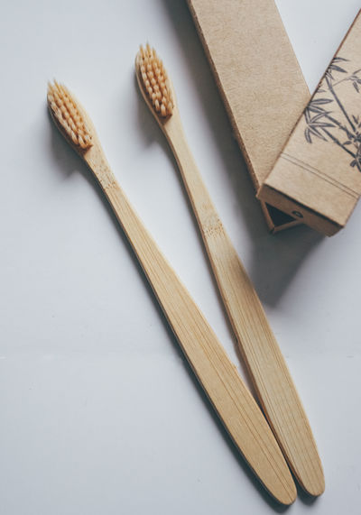 Tooth Brush Bamboo Environment Sustainable Resources Toothbrush Wood - Material