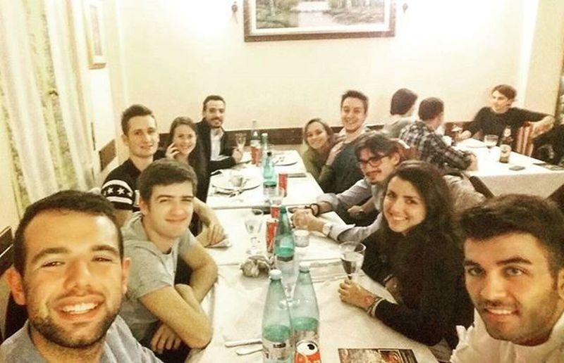 Teste di ZMB ❤ Giropizza Instairene HASHTAG Friends Unipv Fusometro ParisiFUSO