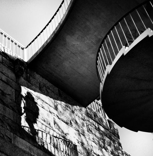 |Shadow | lost in the Stairs - Collaboration with my friend @instantvuka. Check out his amazing gallery