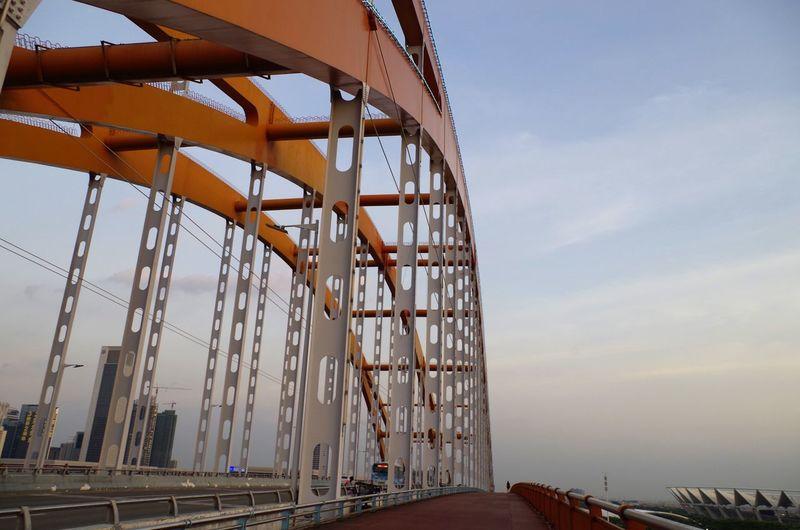 View Of Ferris Wheel Against Sky