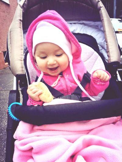 Goodmorning Smile Babygirl Love