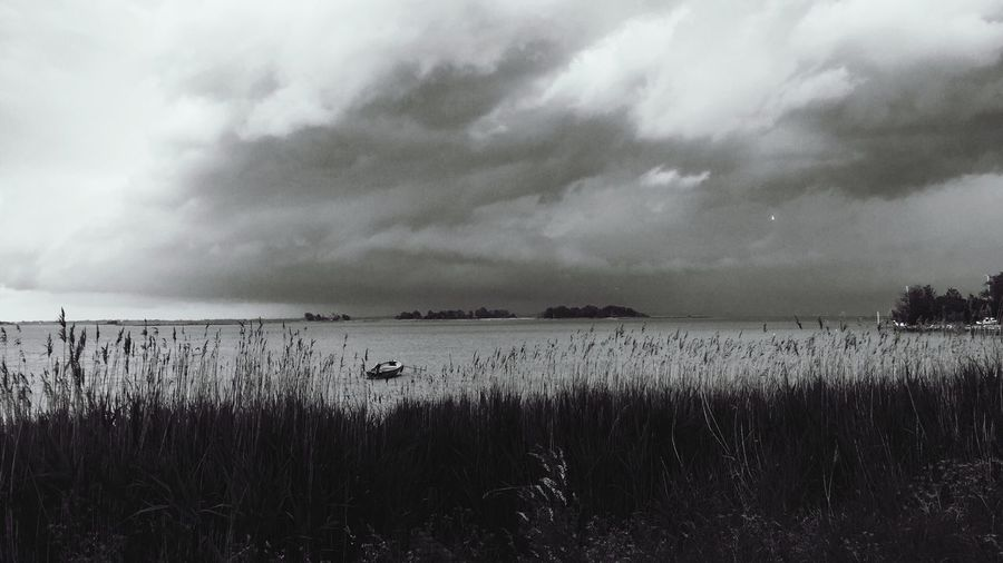 Sky Cloud - Sky Nature Fehmarn Nature Photography Blackandwhite Daswasichsehe😊
