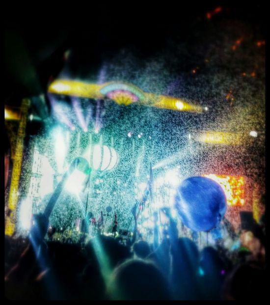 String Cheese Incident Electric Forest Fireworks Party Concert Photography