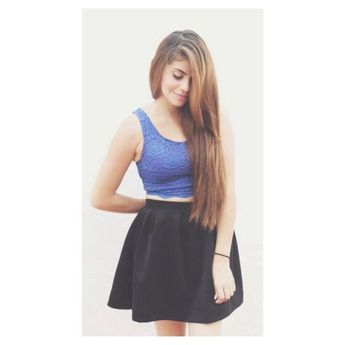 Model Beautiful