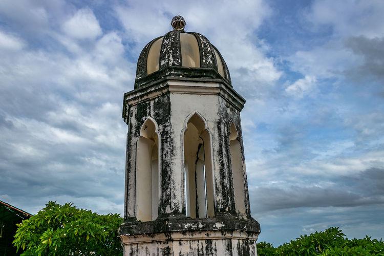 Watchtower at