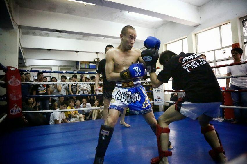 功架十足 雄風猶大 Billy Gym's, Inter- Gym's Thai Boxing HKMTA MAUY THAI Light And Shadows Alternative Fitness Things I Like Light And Shadow Portrait Photography Hong Kong