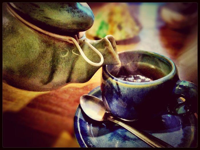 Tea Time en buena compañía!