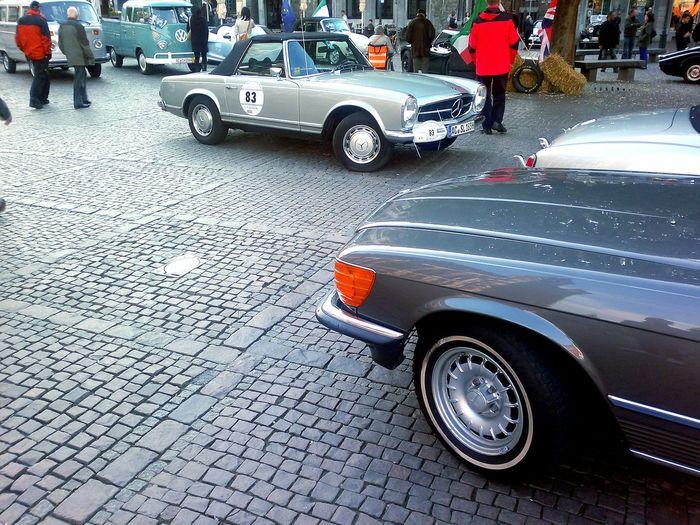 Mercedes Classic Mercedes Mercedes-Benz Oldtimer Classic Mercedes 280SL Mercedes 300sl R107