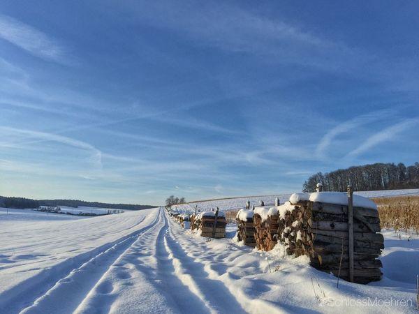 Winter Altmühltal