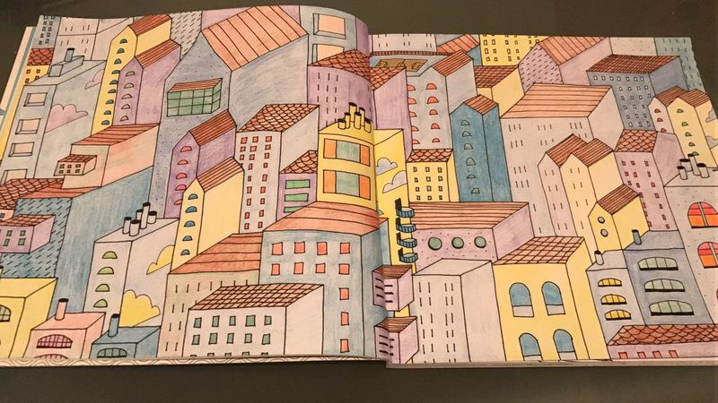 Colours Colouringbook Colouring Book Mindfulness Relaxing Time Relaxing Moments Colouring