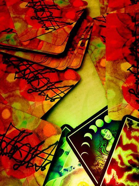 Tarot Deck Tarot Tarotcards Tarot Cards