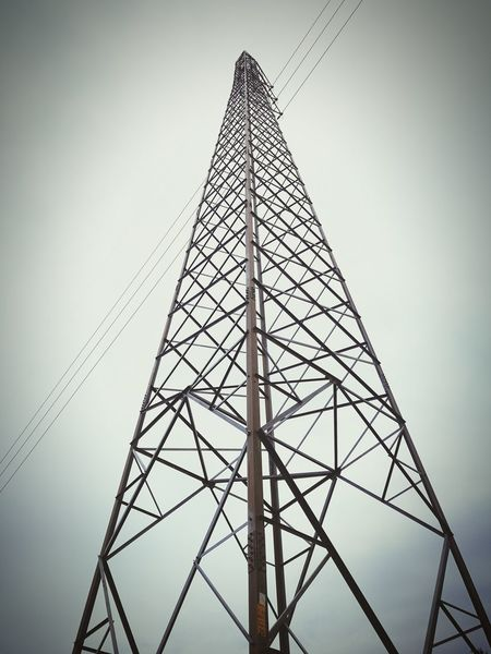Steel Silhouette No People Sky Day Outdoors Architecture HuaweiP9plus HuaweiP9Photography Palermo, Italy Point Of View Cloud - Sky TraliccioElettrico Traliccio Trellis Pylon Pylons And Power Lines Pylon Electricity Pylonography Pylons And Powerlines Pilones électriques