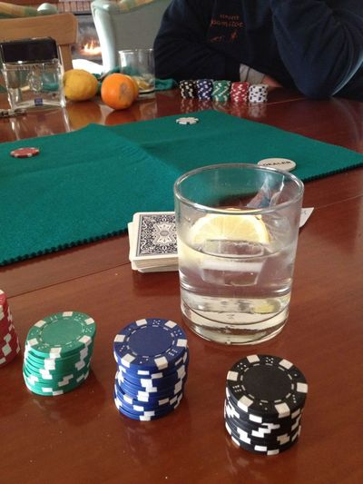 Gintonic & Poker