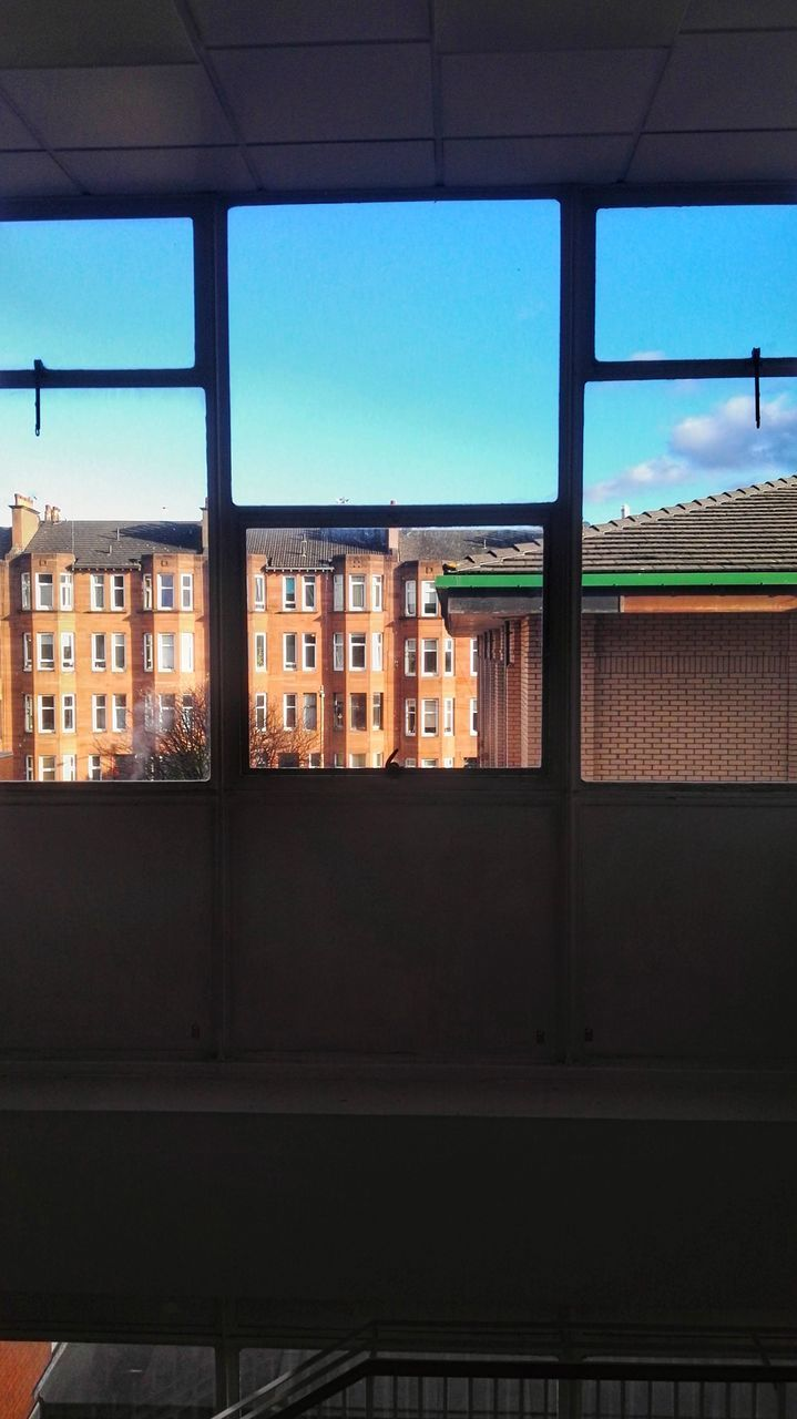 architecture, built structure, building exterior, window, no people, day, city, sky, outdoors