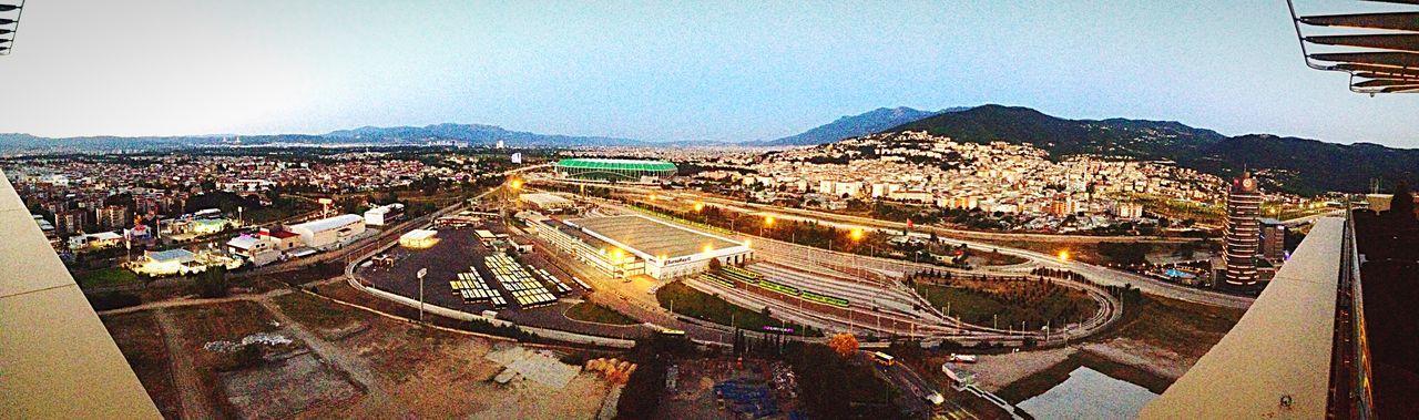 Enjoying Life Hello World Beautiful Day Urban City Life Special Day Timsah Arena Bursaspor