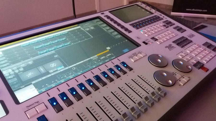 Arena Avolites Light Theater Computer Keyboard Concert Control Panel Desk Lightboard Lightdesign Lightdesk Pearl Sound Mixer Technician Technology Titan Triggerfish first eyeem photo