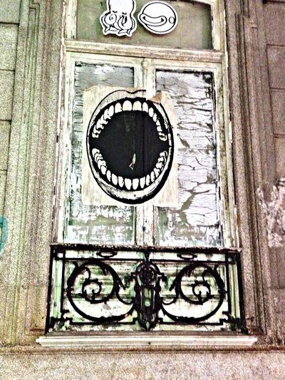 EyeEm Porto Graffiti street Street Art Window