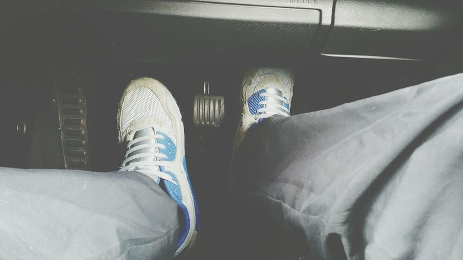 Working The Pedals My Car Airmax